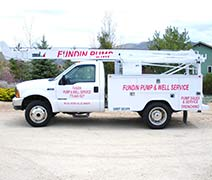 fundin truck with tools